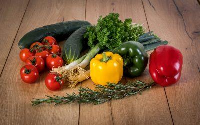 Verduras y hortalizas –Nutritivas y Beneficiosas–